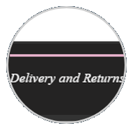 Returns Policy in the footer