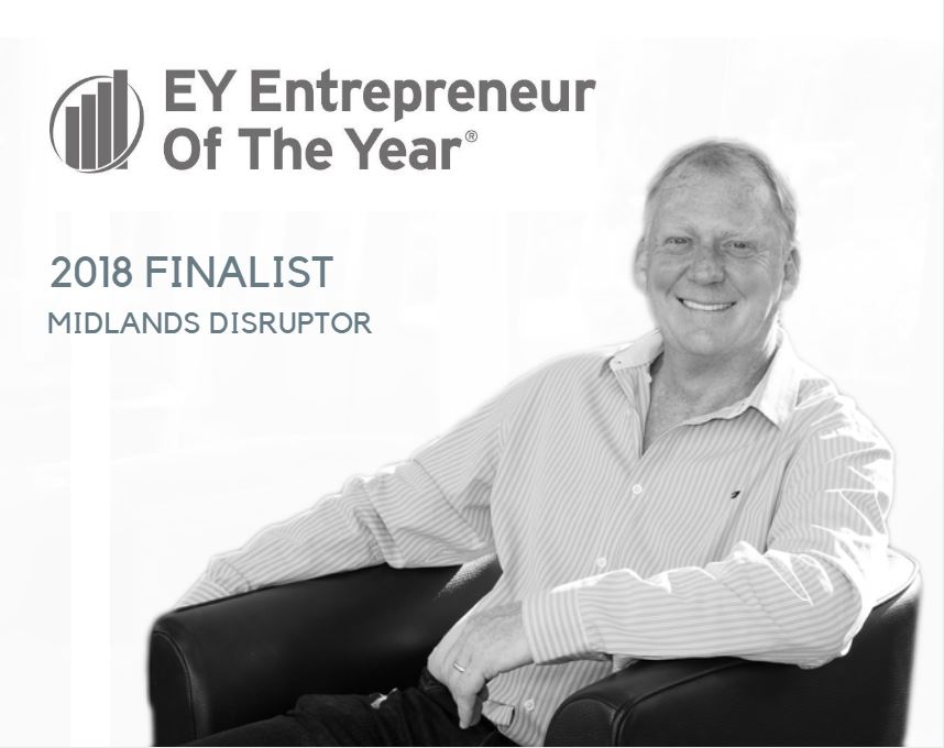 ReBOUND CEO Graham Best Named Finalist in the EY UK Entrepreneur of the Year Awards 2018