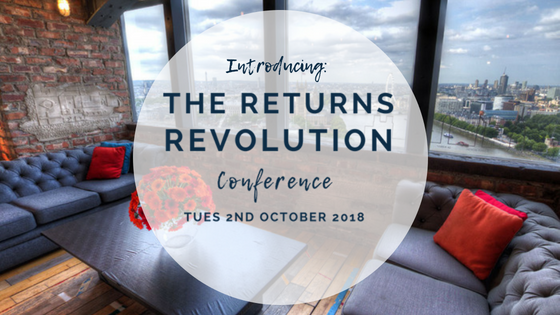 ReBOUND launch the UK's first ever retail returns conference