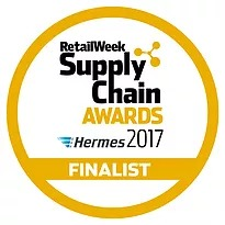 Hermes Retail Week Supply Chain Awar