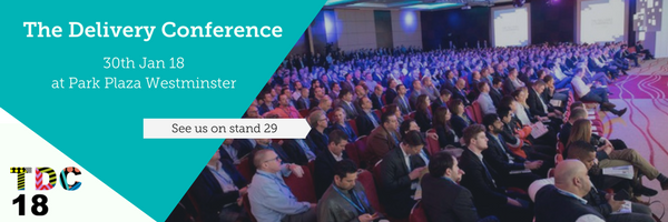 The Delivery Conference 2018: Live Blog Highlights