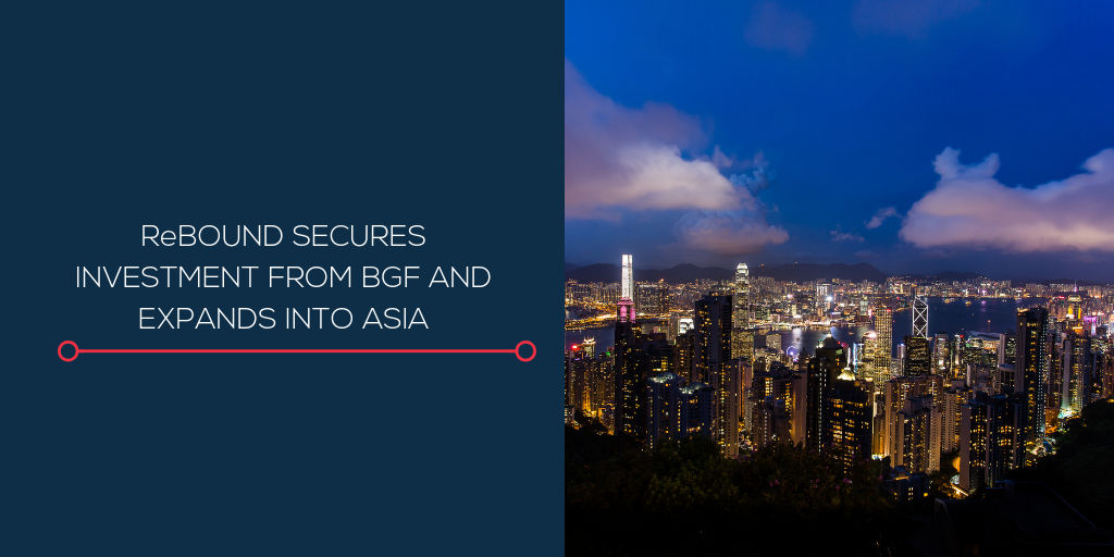 ReBOUND Secures Seven Figure Investment From BGF to Fuel International Growth and Returns Data Innovation