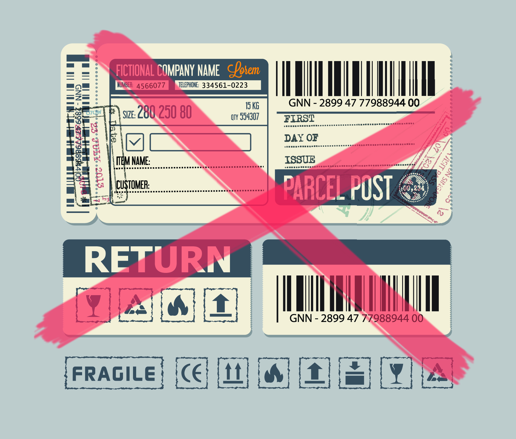 Thinking Outside the Box: Why it's time to ditch the pre-printed return label