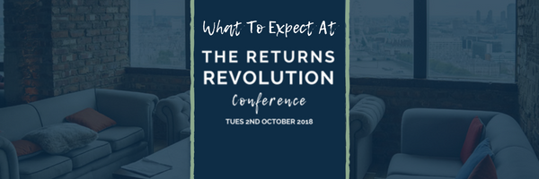 What To Expect At The Returns Revolution